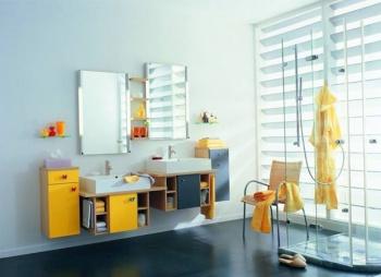 Badeinrichtung b der fischer heiztechnik b derdesign for Moderne badeinrichtung