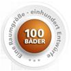 Logo 100 Bäder